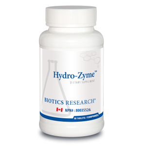 Hydro-Zyme - 90 Tablets
