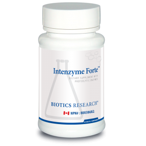 Intenzyme Forte 50 Tablets